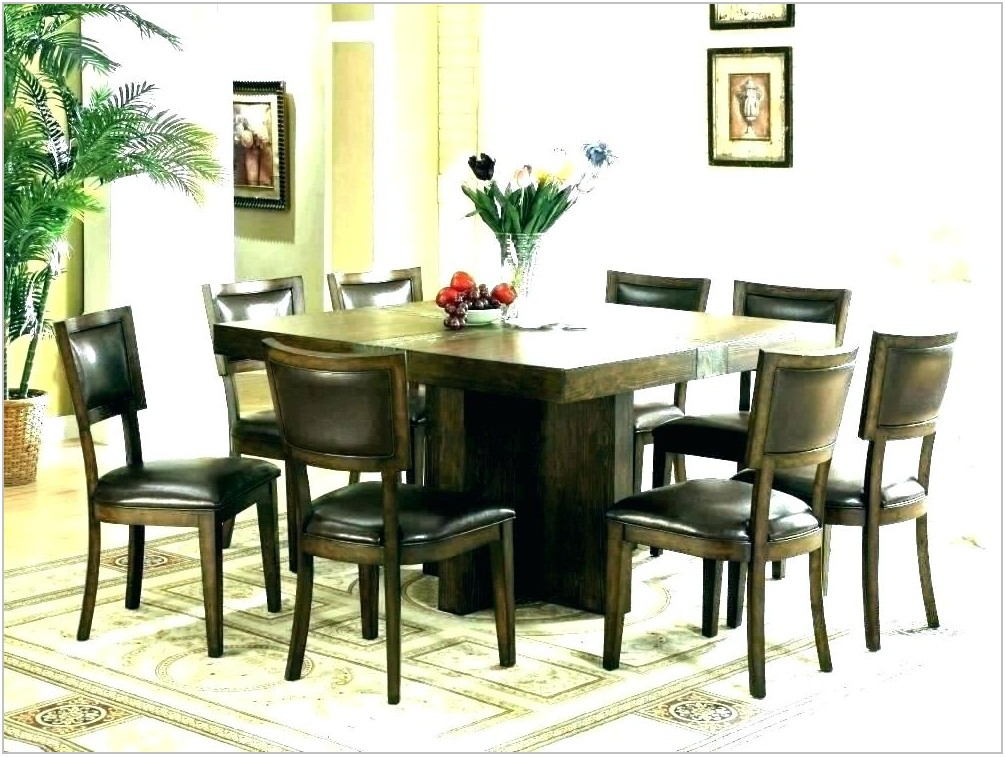 Dining Room For 8