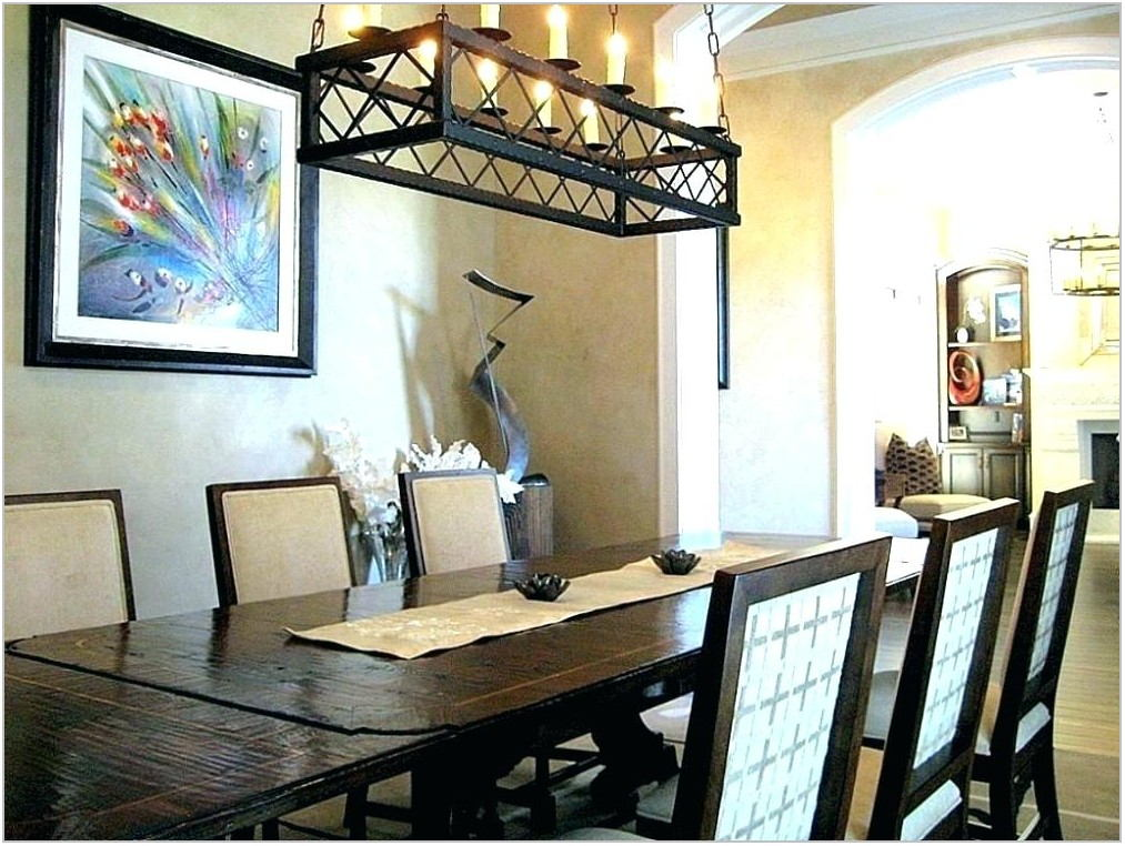 Dining Room Light Fixtures Farmhouse