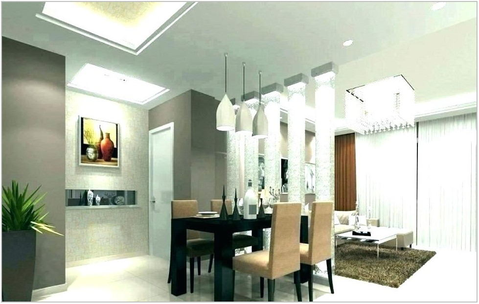 Dining Room Light Fixtures For High Ceilings