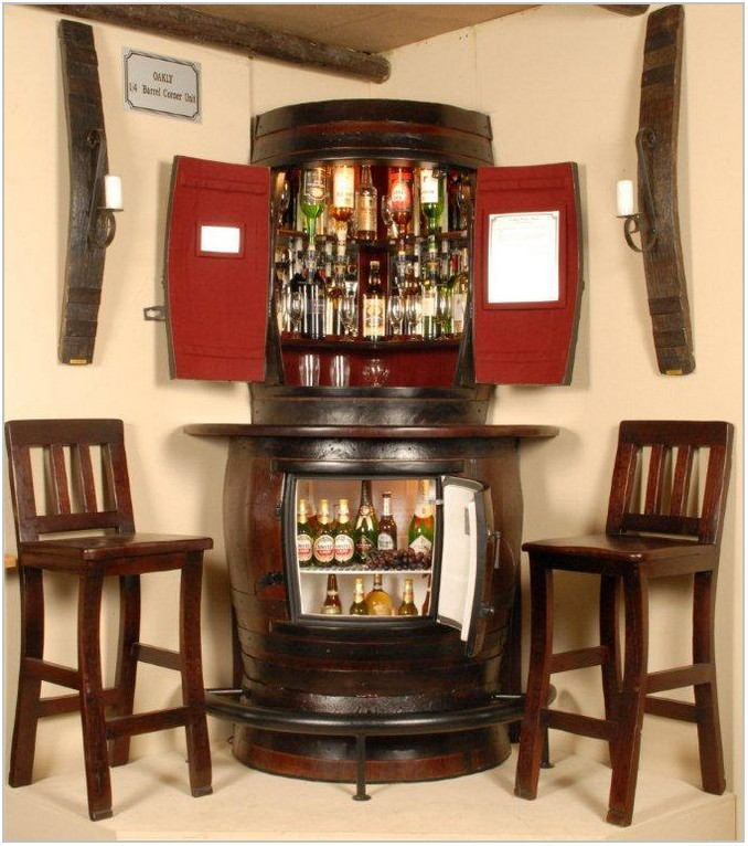 Dining Room Liquor Cabinets