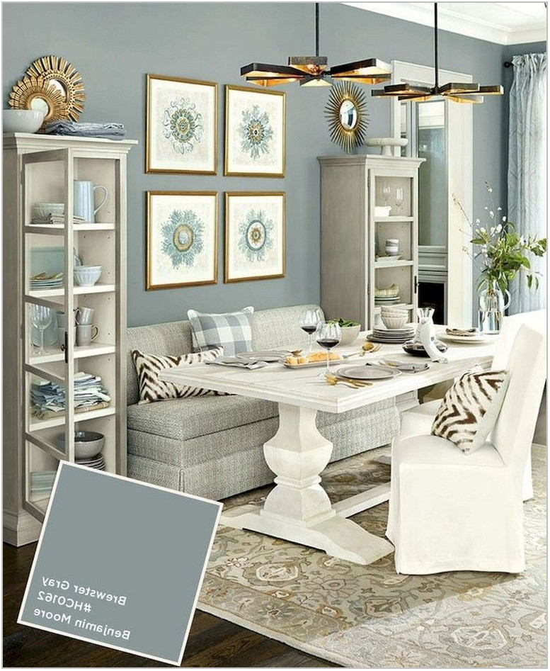 Dining Room Paint Design