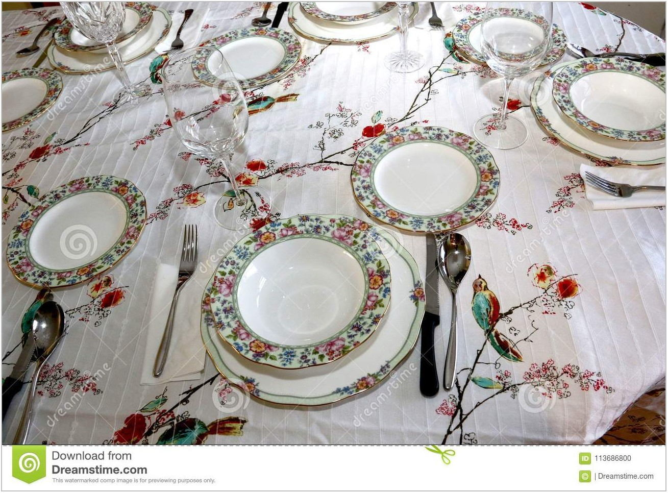 Dining Room Plates