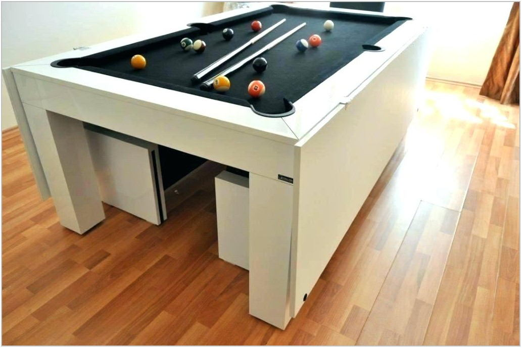Dining Room Pool Table Combination