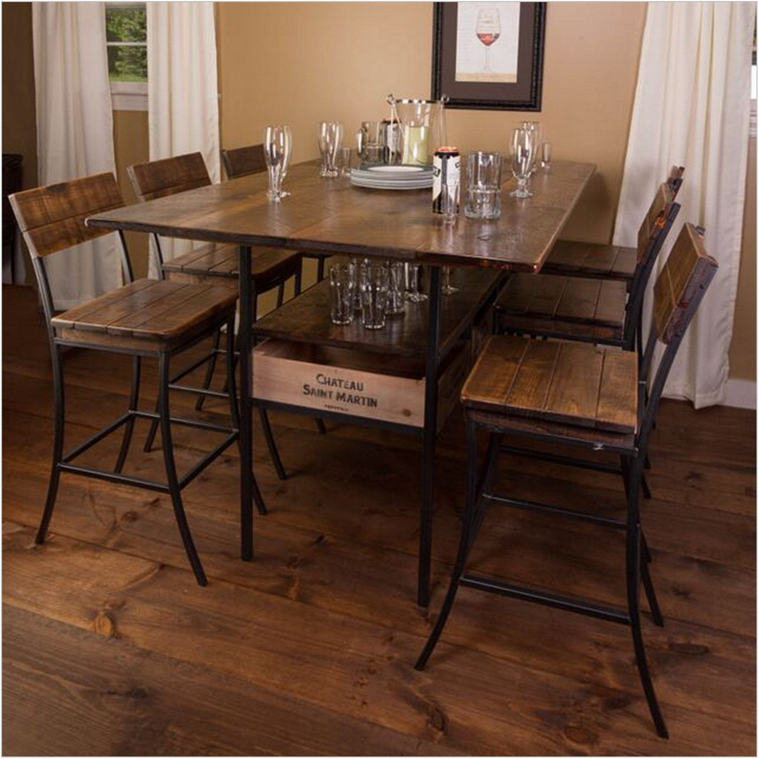 Dining Room Pub Chairs