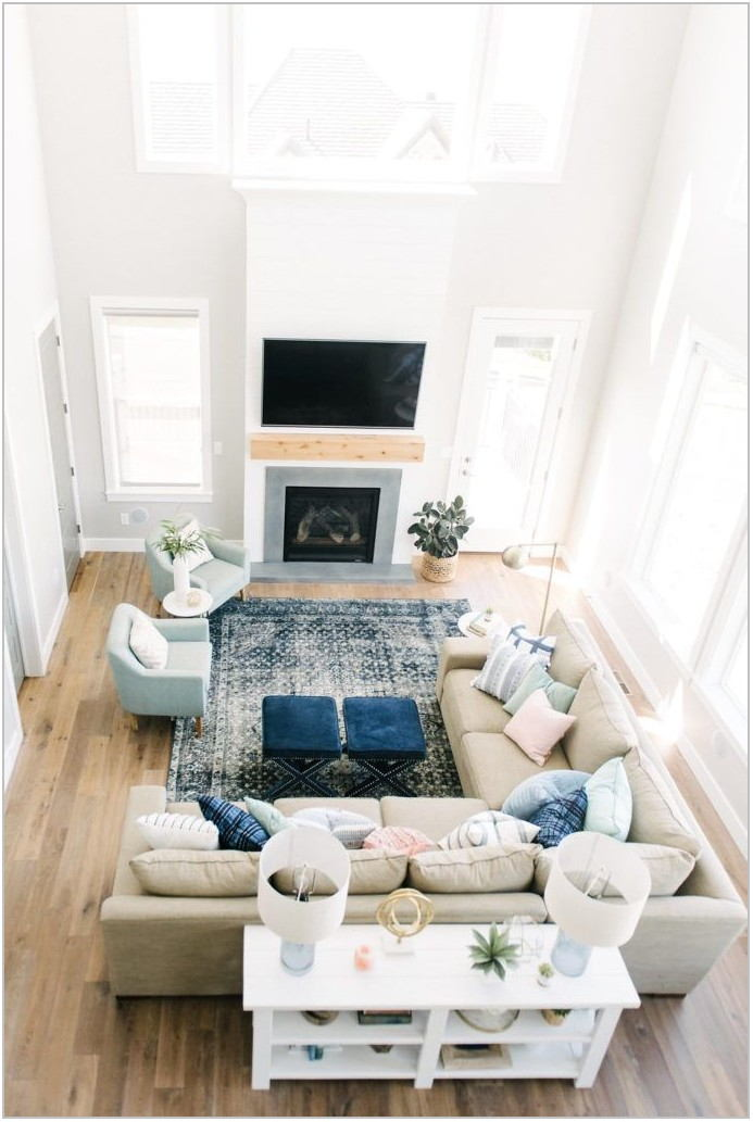 Dining Room Rug Layout