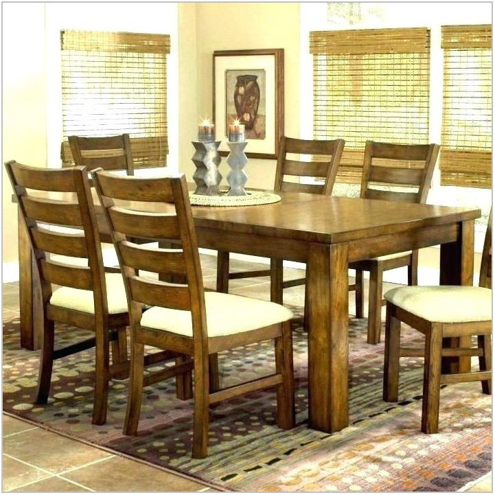 Dining Room Set With Grey Chairs