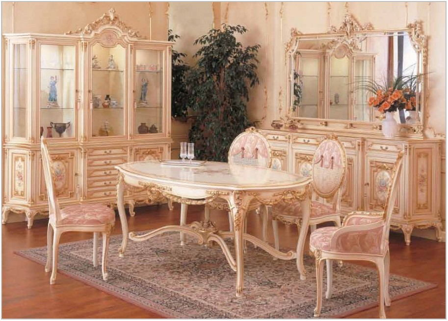 Dining Room Set With Sideboard