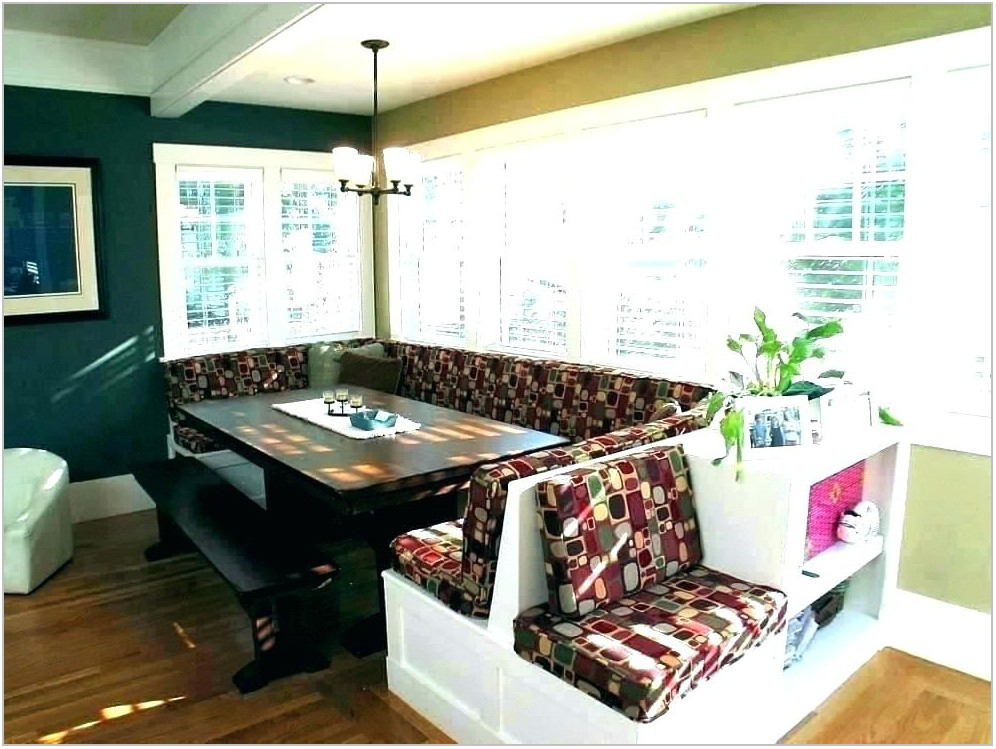 Dining Room Set With Storage Bench