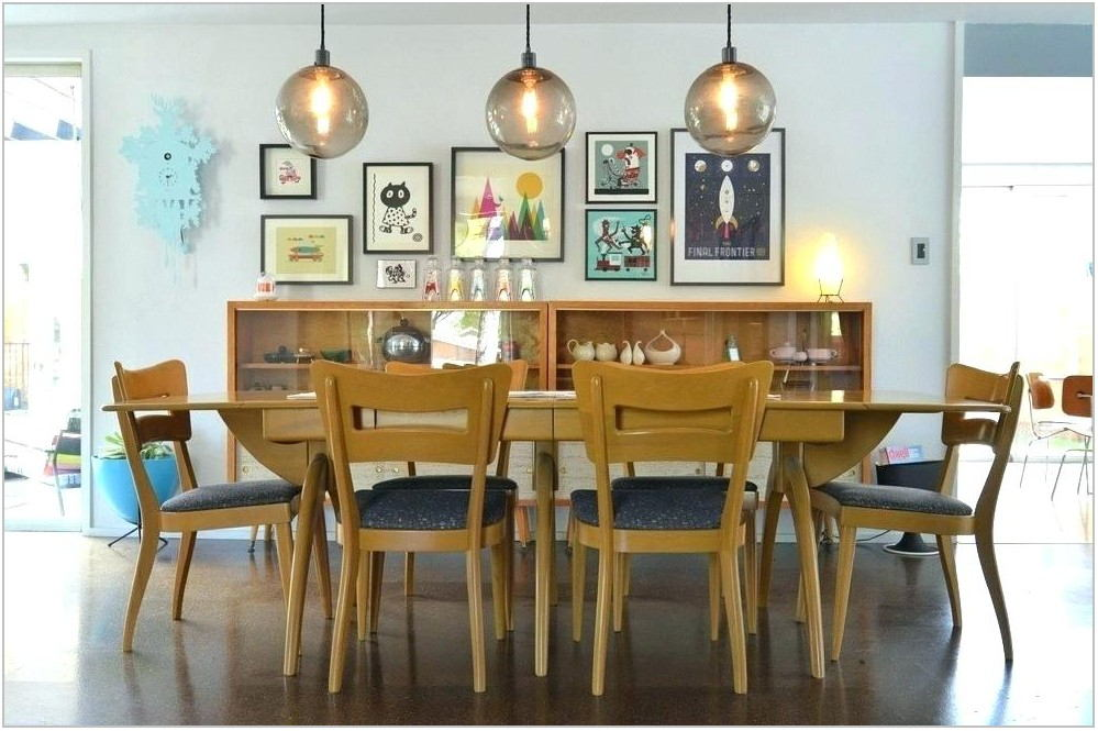 Dining Room Sets Mid Century Modern