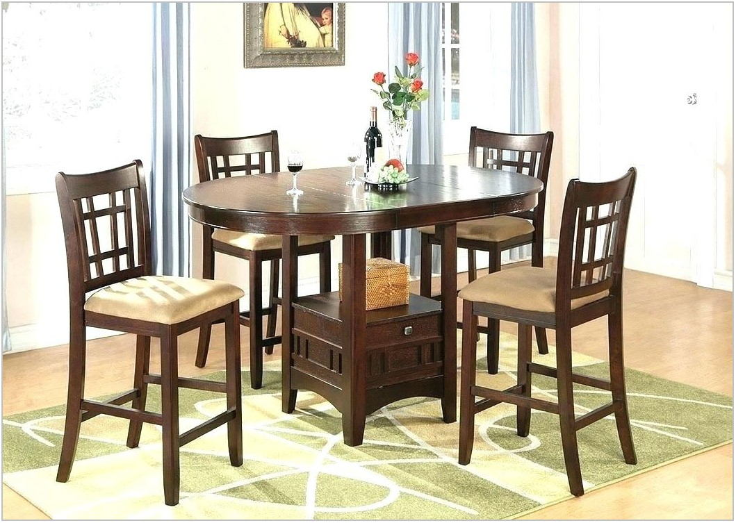 Dining Room Sets With Matching Bar Stools