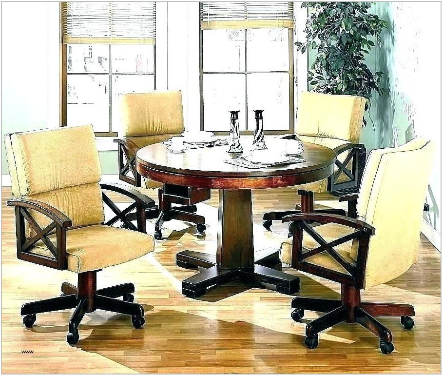 Dining Room Sets With Wheels