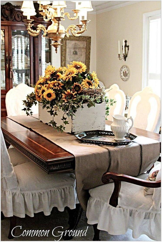 Dining Room Setting Ideas