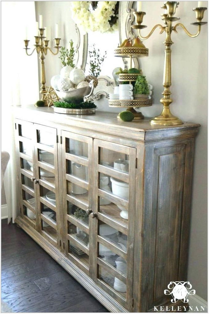 Dining Room Sideboard Cabinet