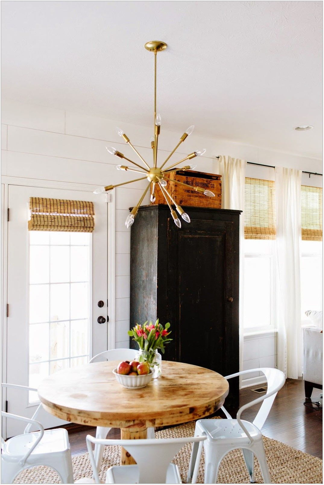Dining Room Sputnik Chandelier
