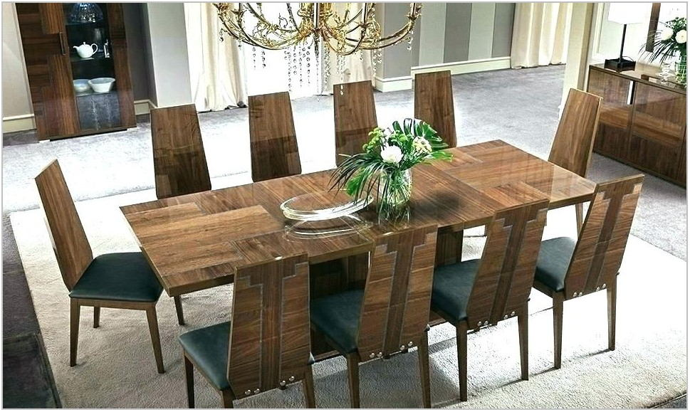 Dining Room Table And Chairs For 10