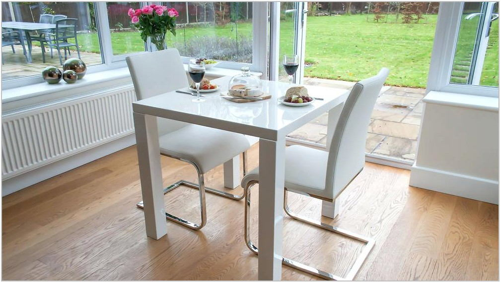 Dining Room Table And Chairs Small