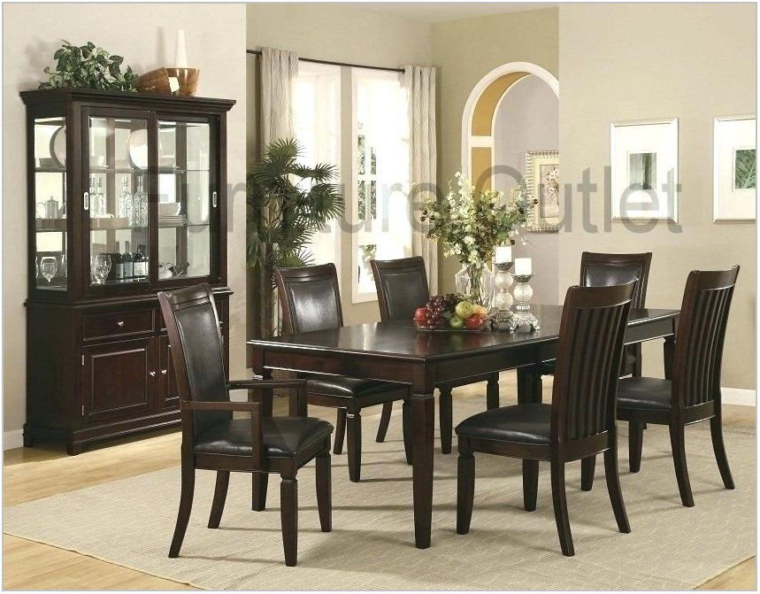 Dining Room Table And Hutch Sets