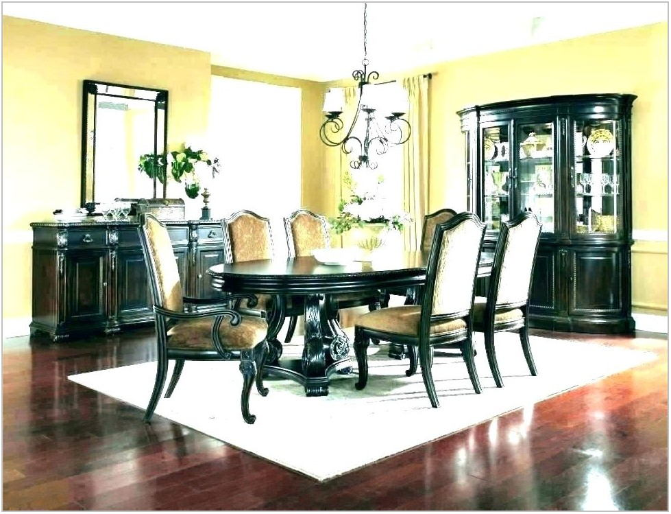 Dining Room Table For 10 Dimensions