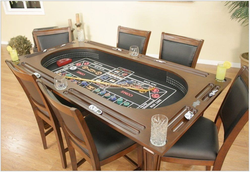 Dining Room Table Poker Table