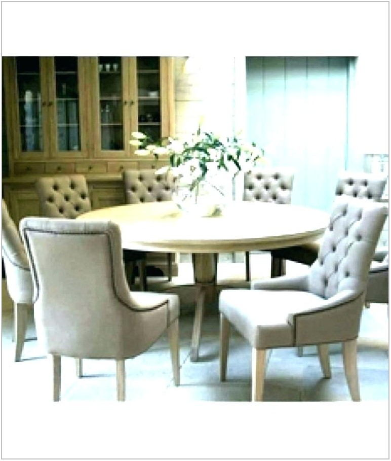 Dining Room Table Round Seats 6
