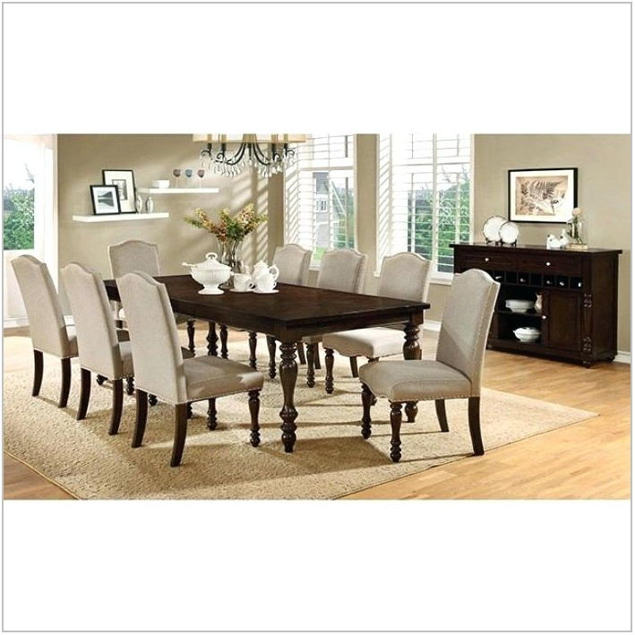 Dining Room Table Set With Hutch