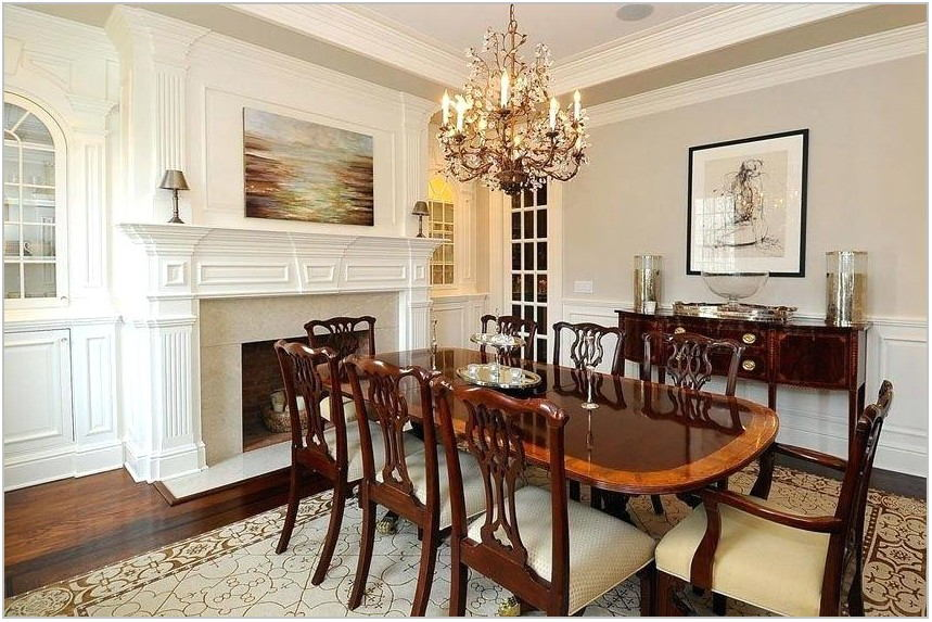 Dining Room Table Traditional