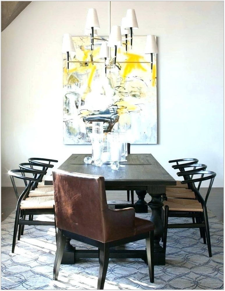 Dining Room Table With Captain Chairs