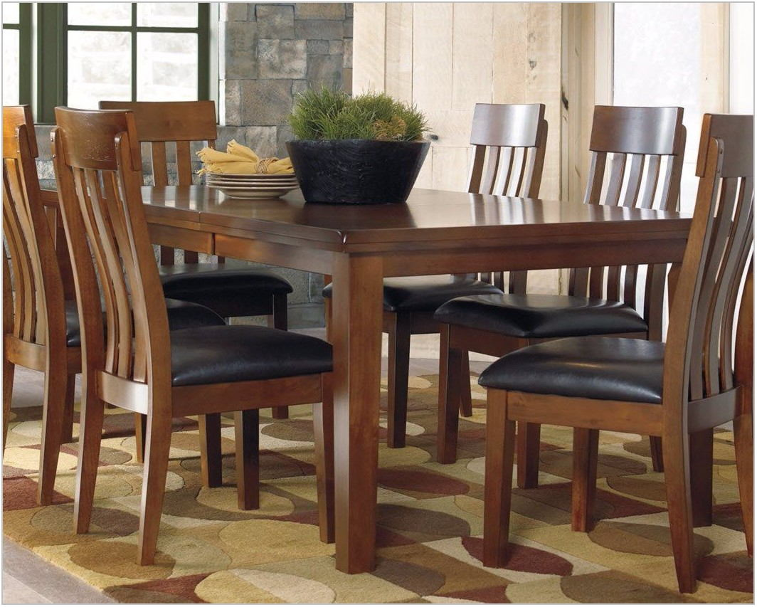 Dining Room Table With Extension Leaf