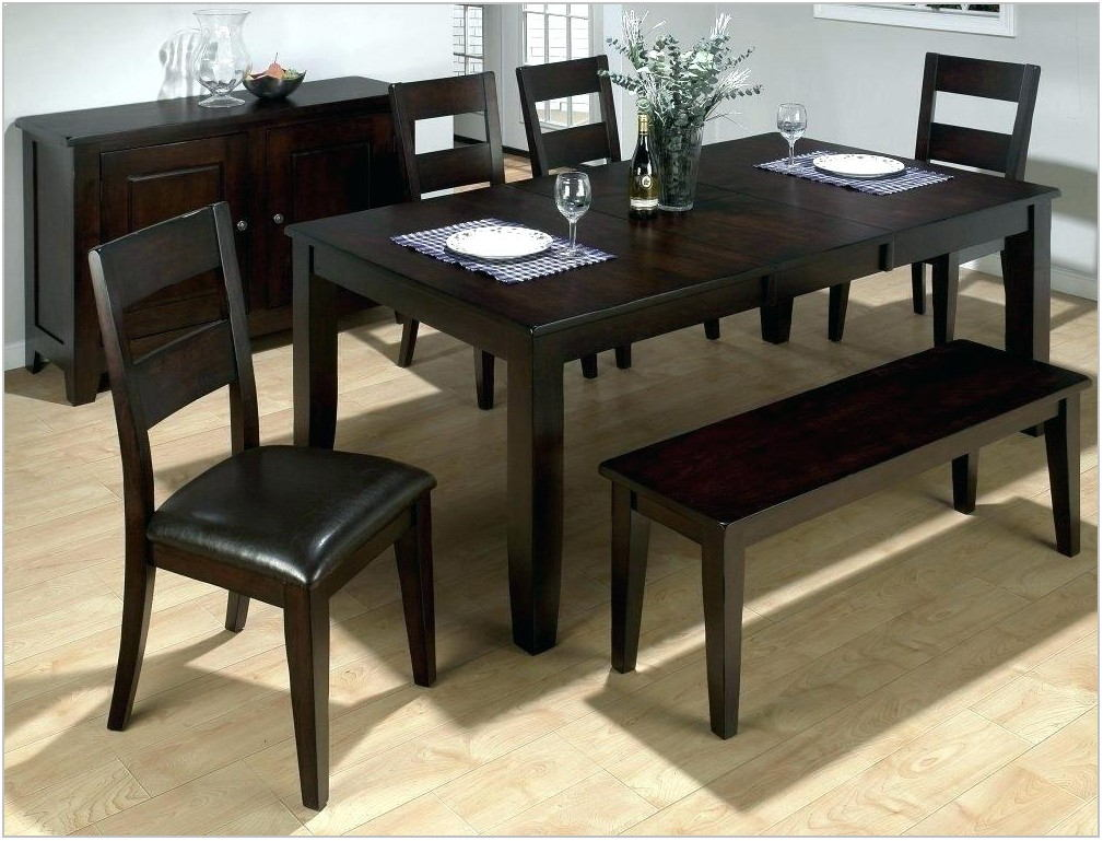 Dining Room Table With Hidden Chairs