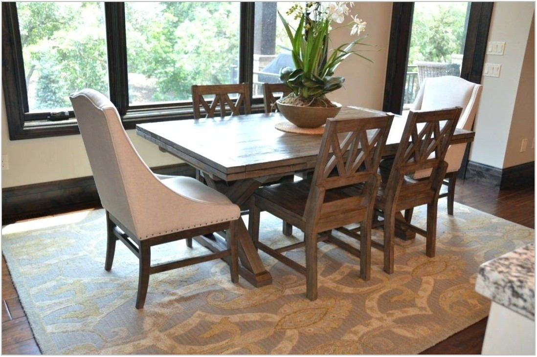 Dining Room Upholstered Captains Chairs