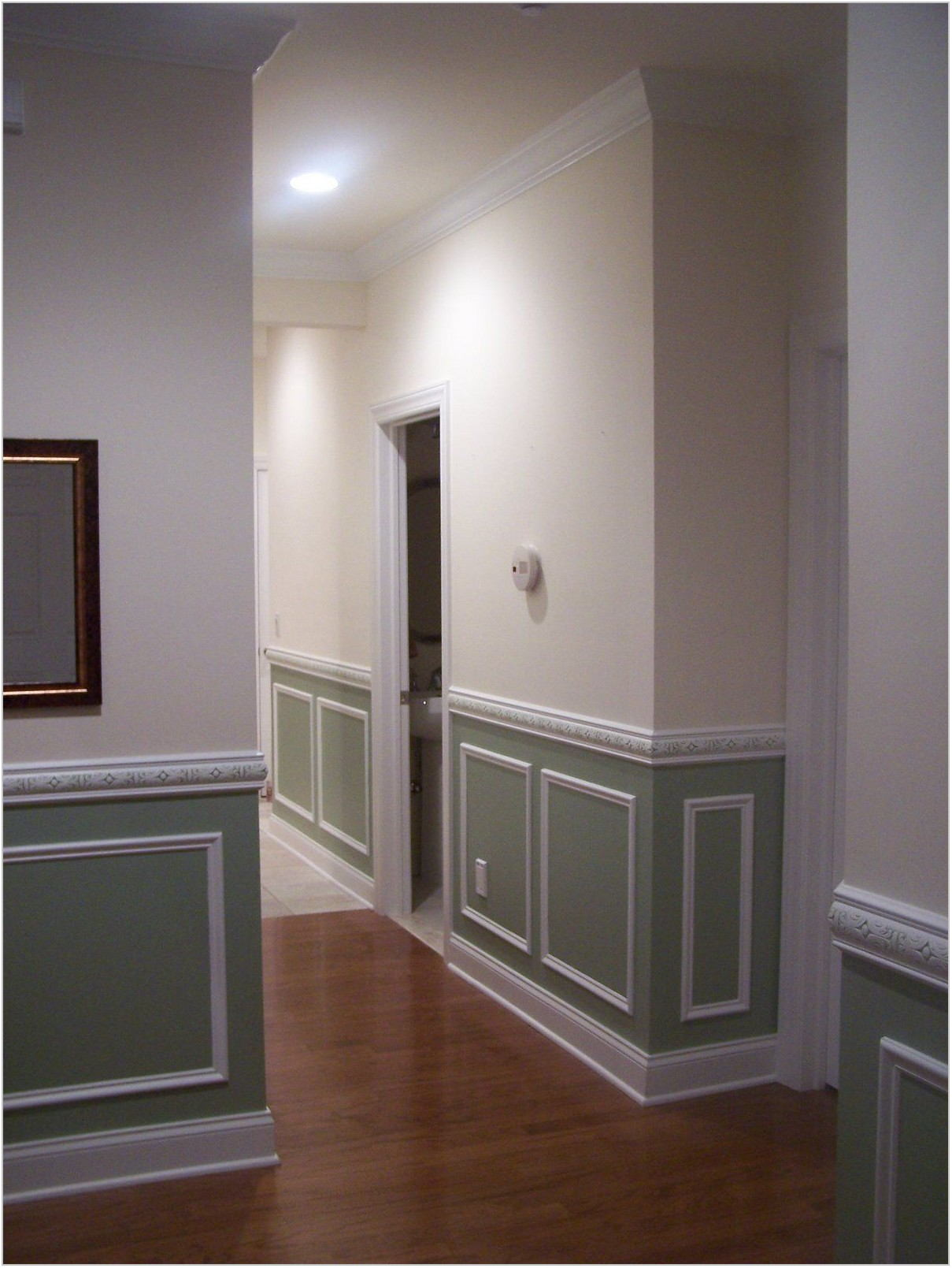 Dining Room Wainscoting Panels