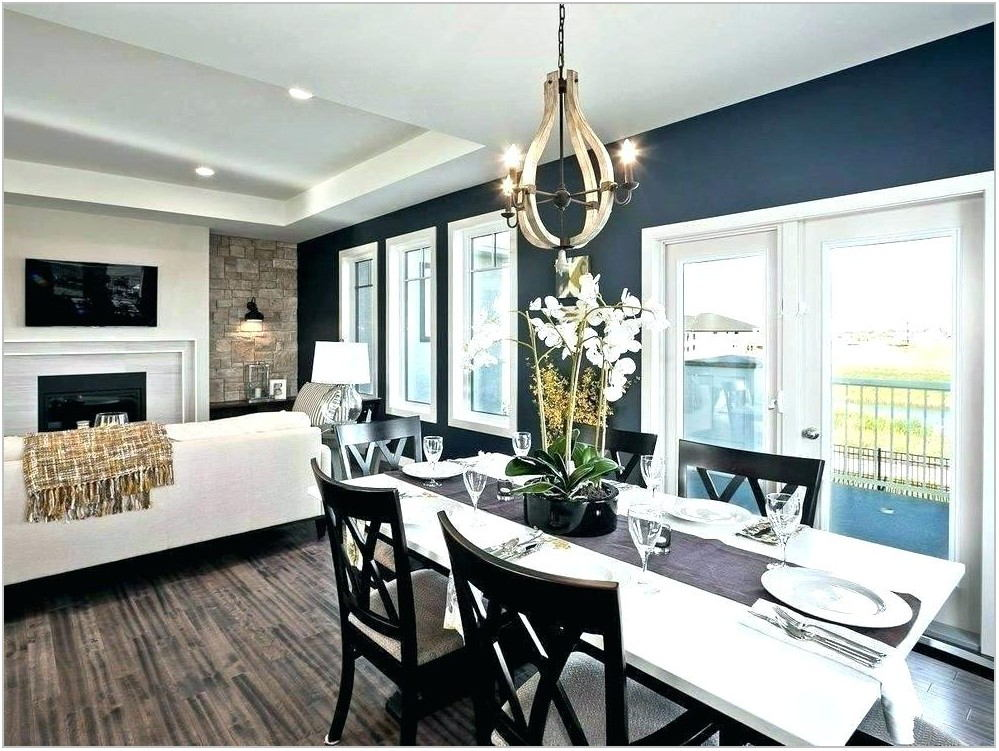 Dining Room Wall Colors 2018