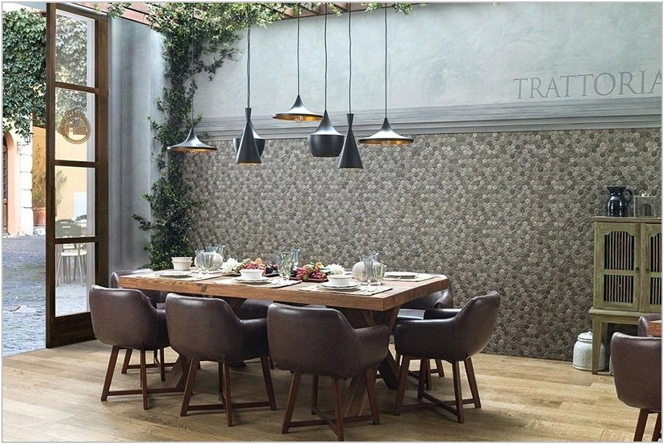 Dining Room Wall Tiles