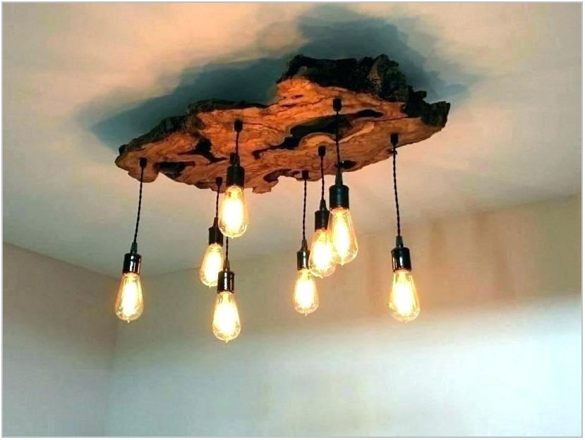 Diy Rustic Dining Room Lighting