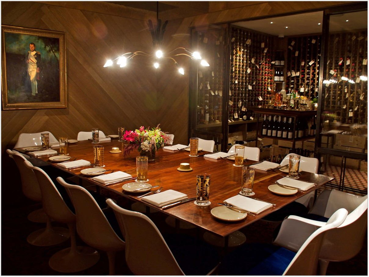 Downtown Austin Restaurants With Private Dining Rooms