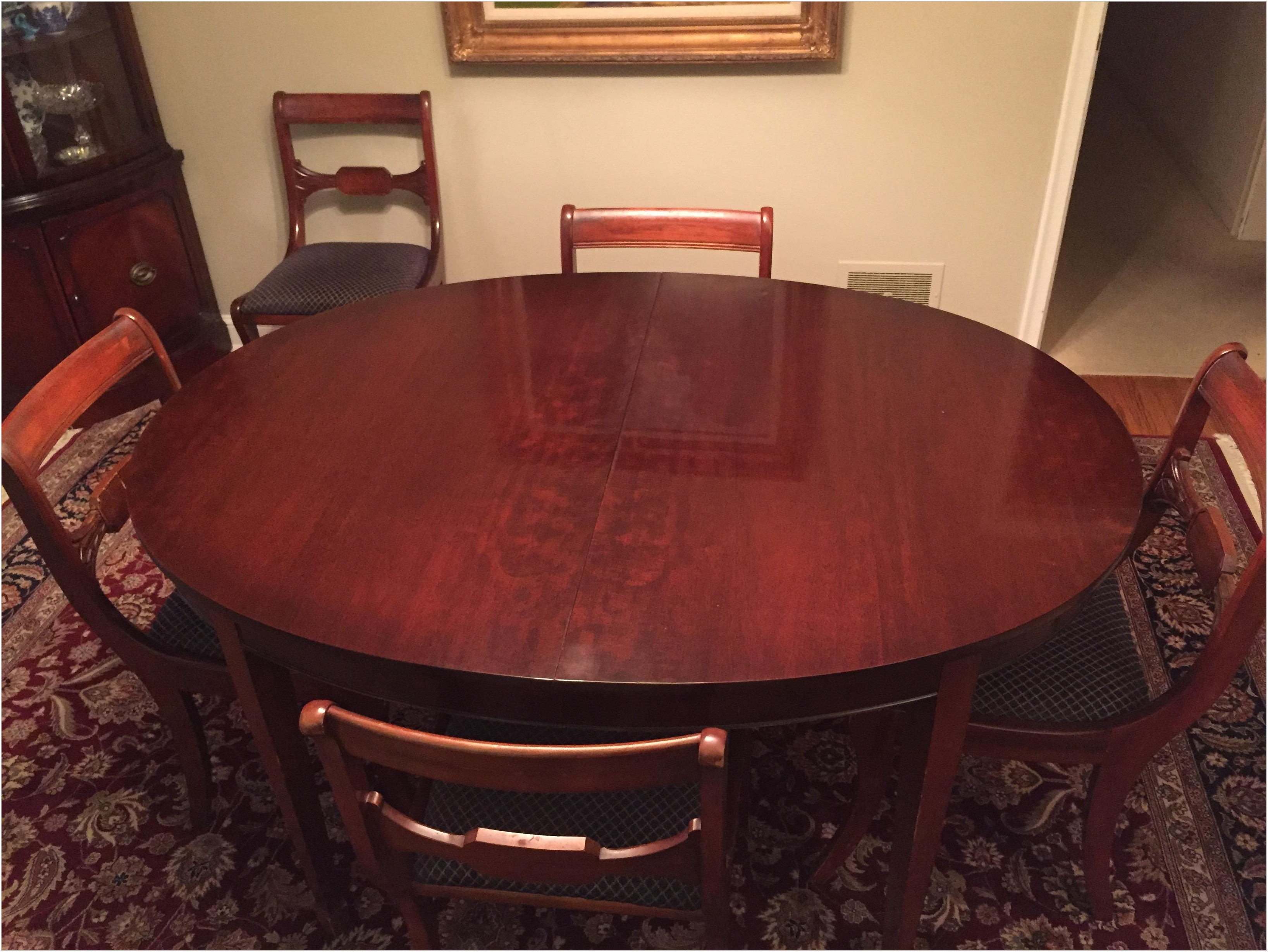 Drexel Heritage Dining Room Table