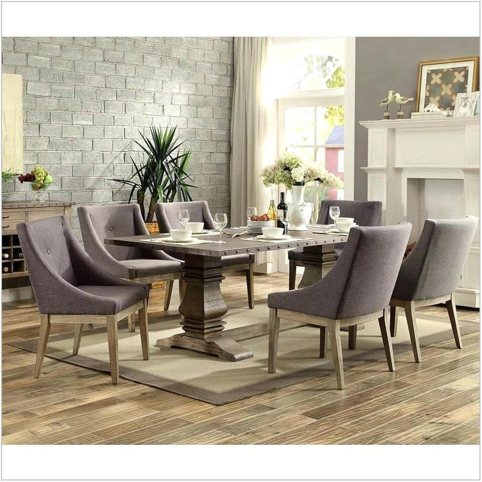 Driftwood Dining Room Set