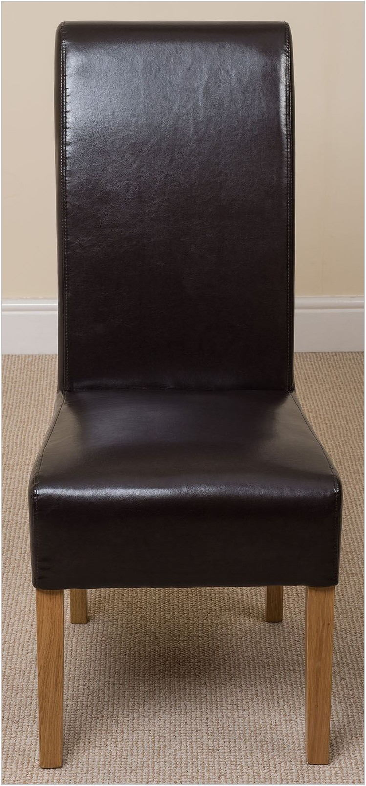 Ebay Leather Dining Room Chairs