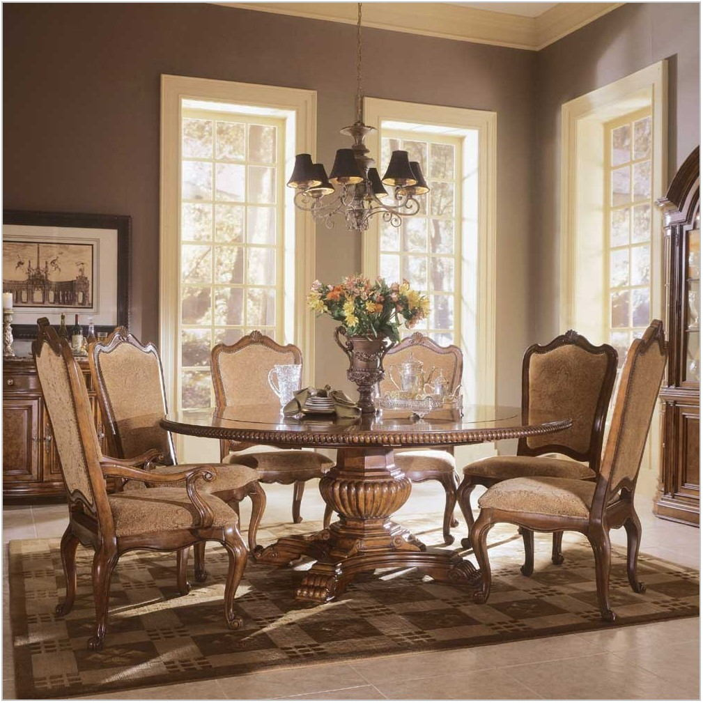 Elegant Dining Room Table Sets