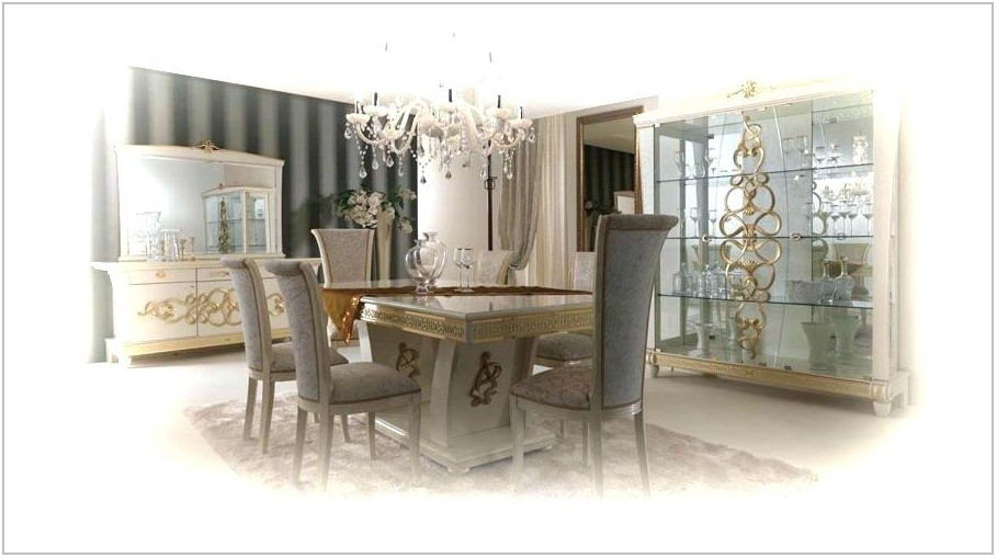 Elegant Italian Dining Room Sets