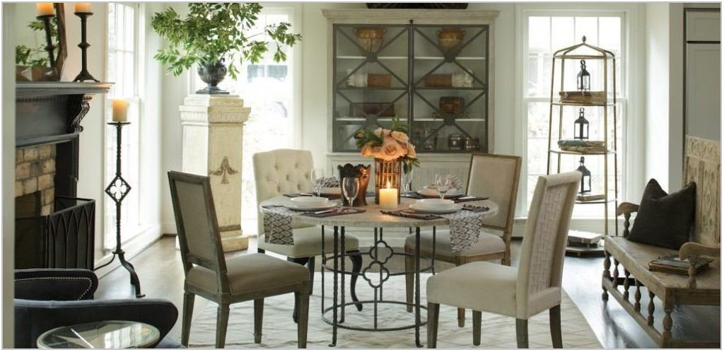 Elegant Rugs For Dining Room