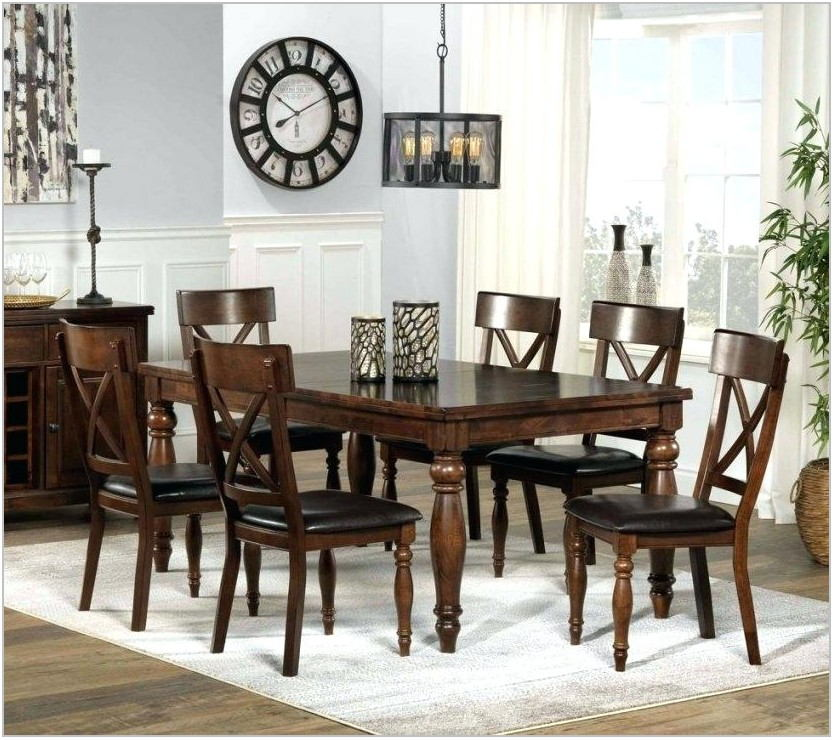 Espresso Color Dining Room Sets