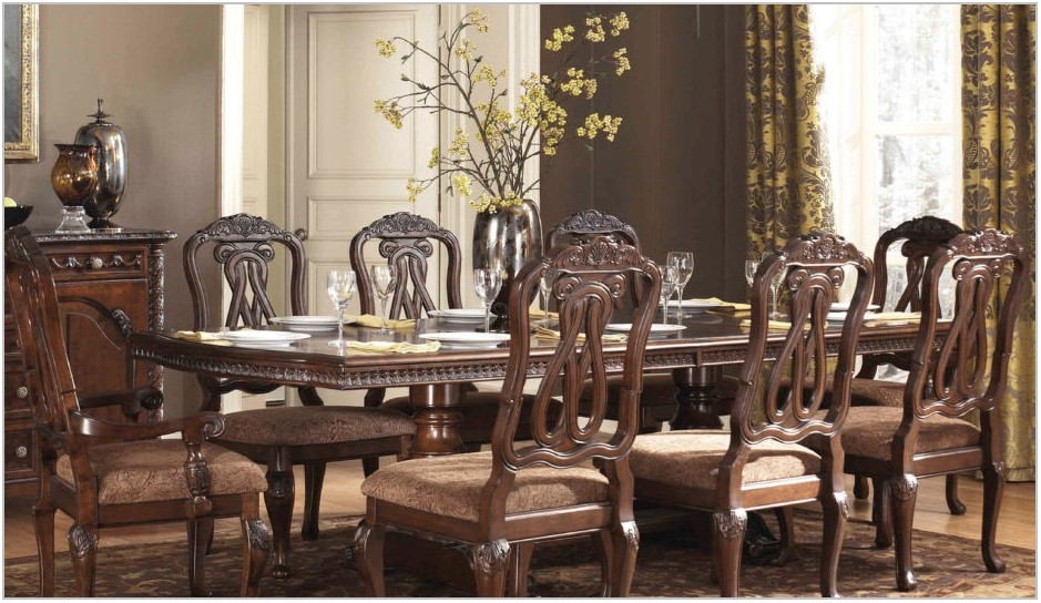 Espresso Dining Room Table Sets