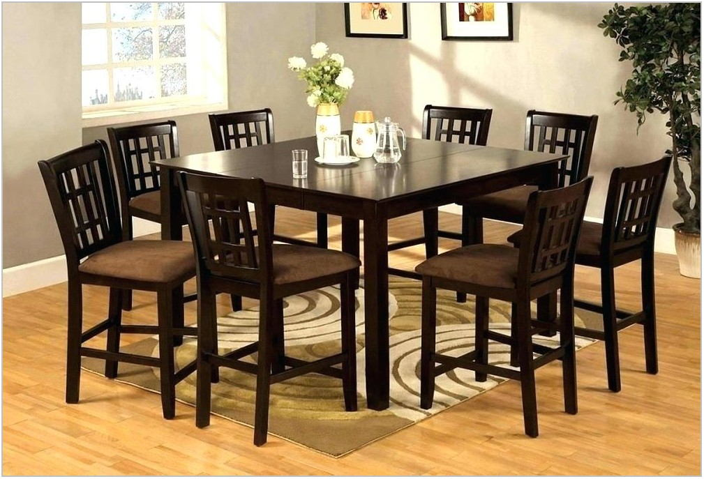Espresso Formal Dining Room Sets