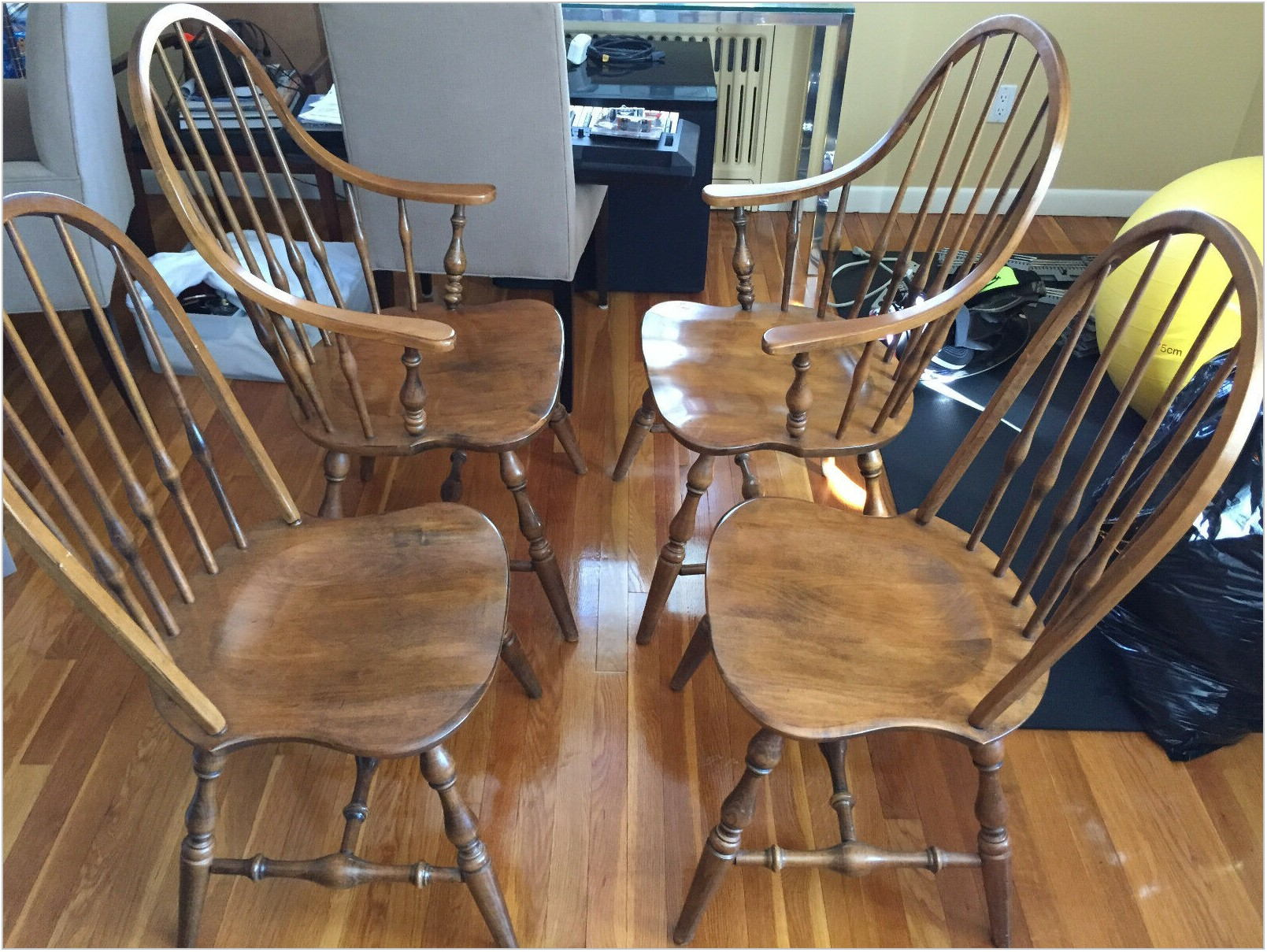 Ethan Allen Cherry Dining Room Set