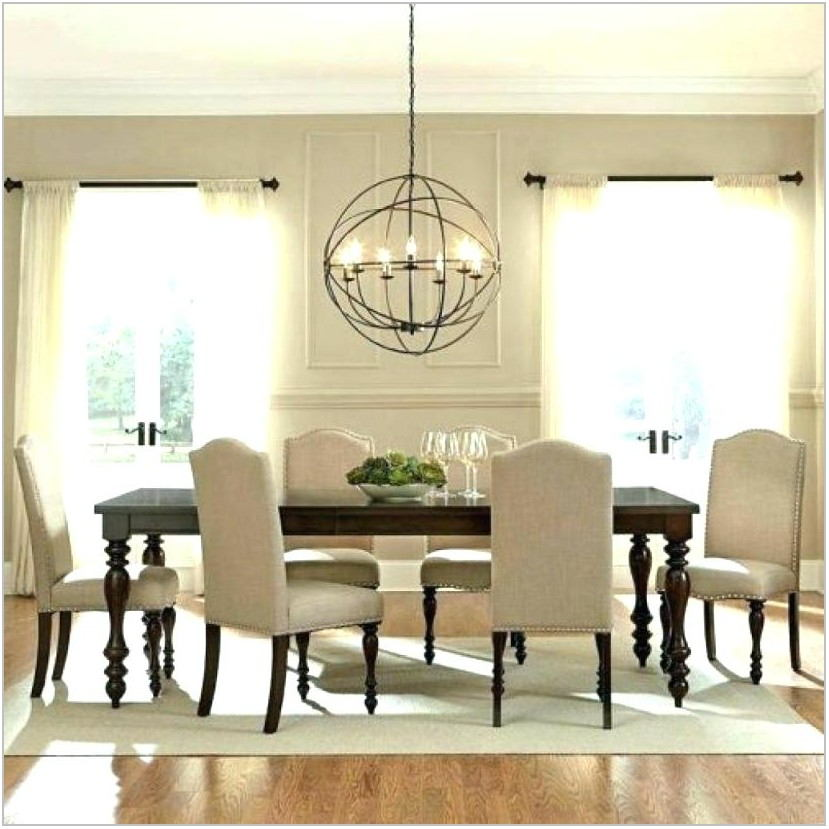 Farmhouse Dining Room Fixture