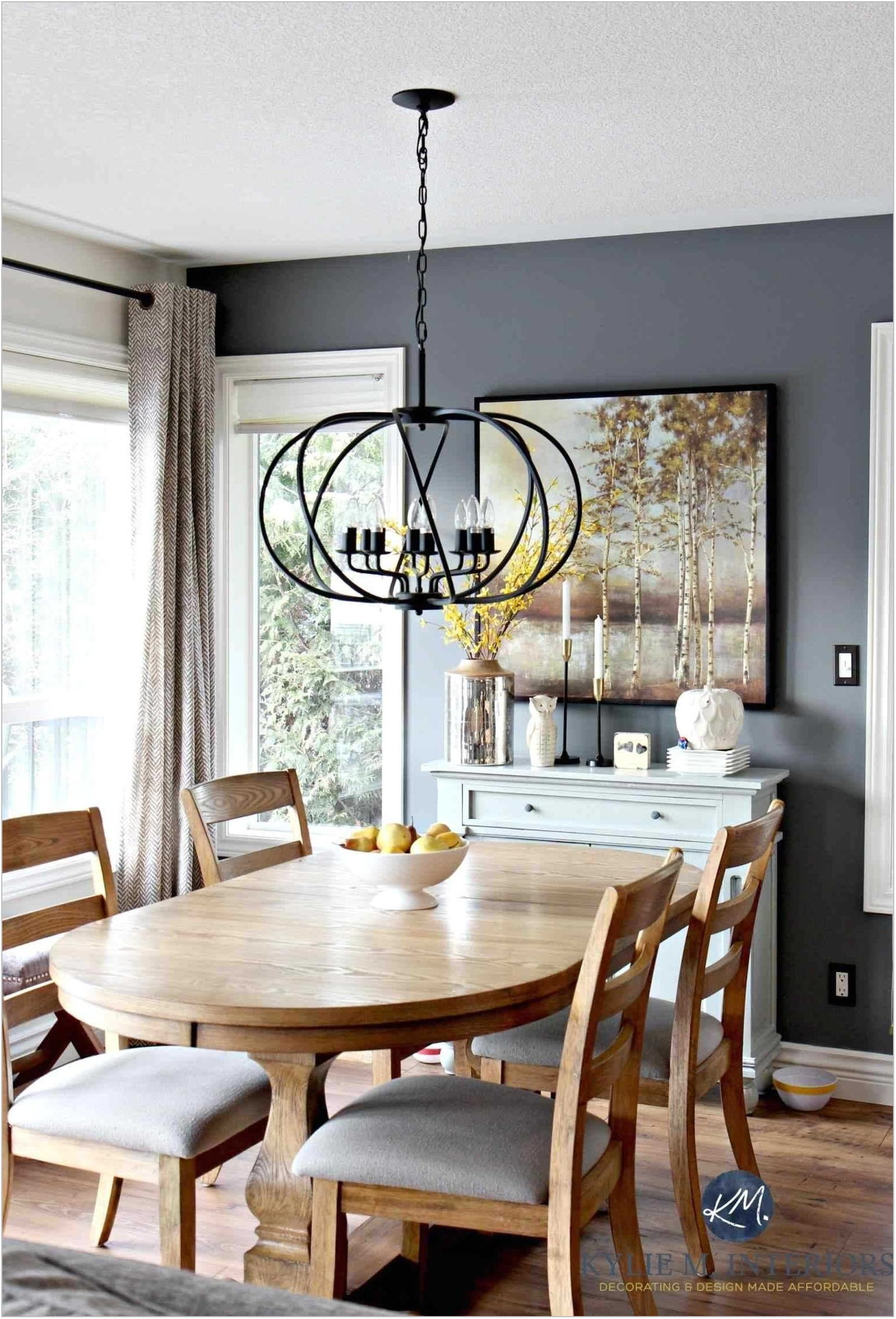 Farmhouse Dining Room Paint Colors