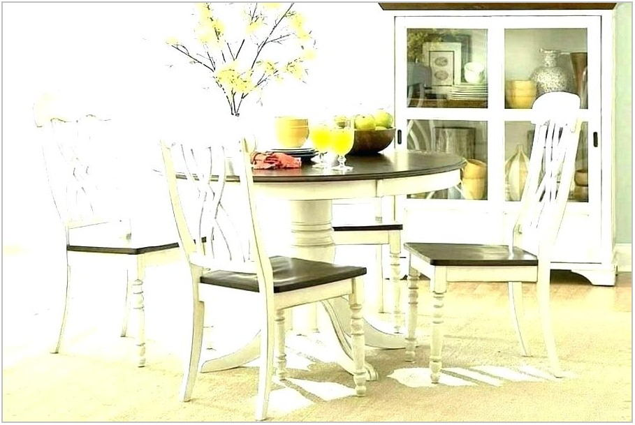 Farmhouse Style Dining Room Table And Chairs