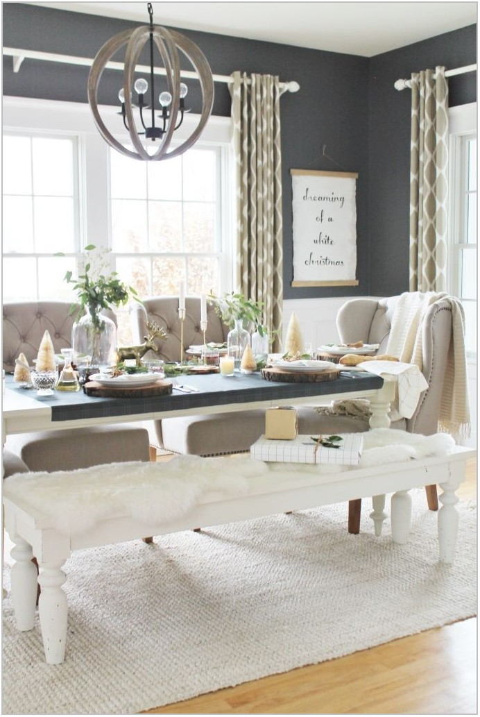 Fixer Upper Dining Room Tables
