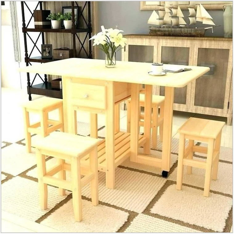 Foldable Dining Room Table